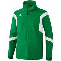 Erima Classic Team Regenjas - Smaragd / Wit