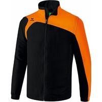 Erima Club 1900 2.0 Jack Met Afneembare Mouwen - Zwart / Oranje