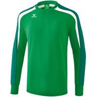 Erima Liga 2.0 Sweatshirt Kinderen - Smaragd / Evergreen / Wit