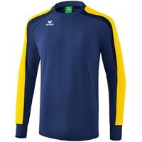 Erima Liga 2.0 Sweatshirt - New Navy / Geel / Donker Navy