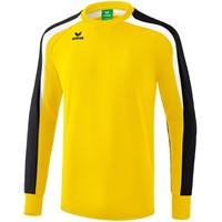 Erima Liga 2.0 Sweatshirt - Geel / Zwart / Wit