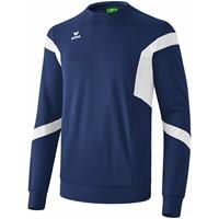 Erima Classic Team Sweatshirt Kinderen - New Navy / Wit