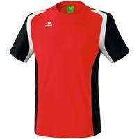Erima Razor 2.0 T-Shirt - Rood / Zwart / Wit