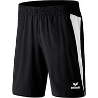 Erima Premium One Short - Zwart / Wit