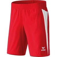 Erima Premium One Short - Rood / Wit