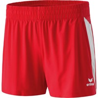 Erima Premium One Short Dames - Rood / Wit