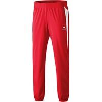 Erima Premium One Trainingsbroek Polyester - Rood / Wit