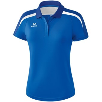 Picture of Erima Liga 2.0 Polo Dames - New Royal / True Blue / Wit