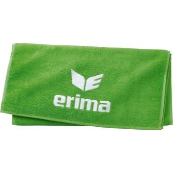 Picture of Erima 70X140cm Badlaken - Green / Wit
