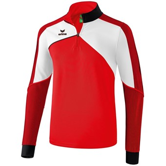 Picture of Erima Premium One 2.0 Trainingstrui Kinderen - Rood / Wit / Zwart