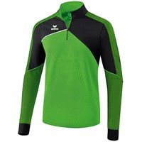 Erima Premium One 2.0 Trainingstrui Kinderen - Green / Zwart / Wit