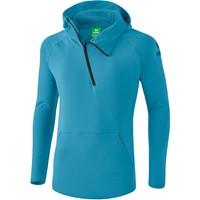 Erima Essential Sweatshirt Met Capuchon Kinderen - Niagara / Ink Blue
