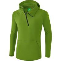 Erima Essential Sweatshirt Met Capuchon Kinderen - Twist Of Lime / Lime Pop