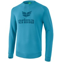 Erima Essential Sweatshirt Kinderen - Niagara / Ink Blue