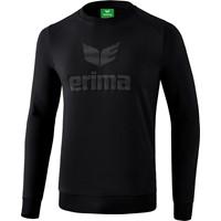 Erima Essential Sweatshirt Kinderen - Zwart / Grijs
