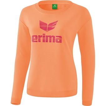 Picture of Erima Essential Sweatshirt Kinderen - Peach / Love Rose