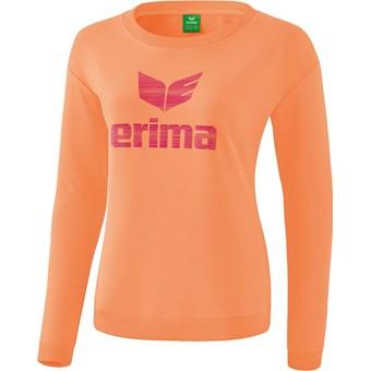 Picture of Erima Essential Sweatshirt Dames - Peach / Love Rose