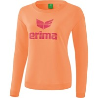Erima Essential Sweatshirt Dames - Peach / Love Rose