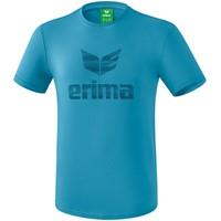 Erima Essential T-shirt Kinderen - Niagara / Ink Blue