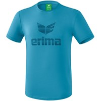 Erima Essential T-shirt - Niagara / Ink Blue
