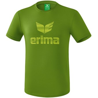 Picture of Erima Essential T-shirt - Twist Of Lime / Lime Pop