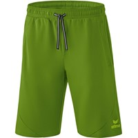 Erima Essential Sweatshort Kinderen - Twist Of Lime / Lime Pop