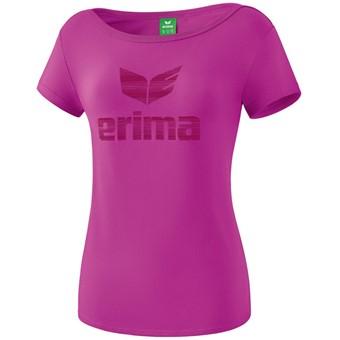 Picture of Erima Essential T-shirt Kinderen - Fuchsia / Purple Potion
