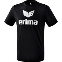 Erima Functioneel Promo T-shirt Kinderen - Zwart