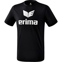 Erima Functioneel Promo T-shirt - Zwart