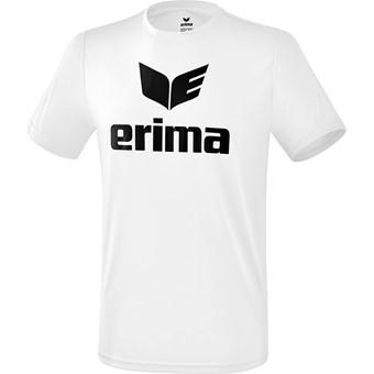 Picture of Erima Functioneel Promo T-shirt Kinderen - Wit