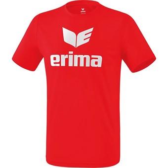 Picture of Erima Functioneel Promo T-shirt Kinderen - Rood