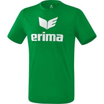 Picture of Erima Functioneel Promo T-shirt Kinderen - Smaragd