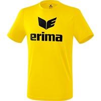 Erima Functioneel Promo T-shirt Kinderen - Geel