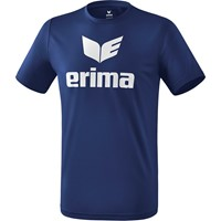 Erima Functioneel Promo T-shirt Kinderen - New Navy