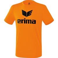 Erima Functioneel Promo T-shirt Kinderen - Oranje