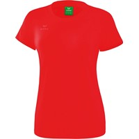 Erima Style T-shirt Dames - Rood