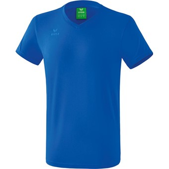 Picture of Erima Style T-shirt Kinderen - New Royal
