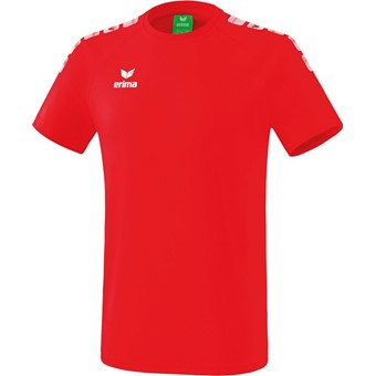 Picture of Erima Essential 5-C T-shirt - Rood / Wit