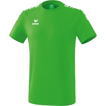Picture of Erima Essential 5-C T-shirt Kinderen - Green / Wit