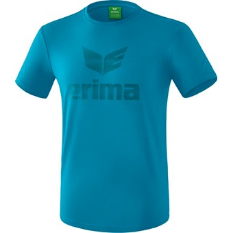 Picture of Erima Essential T-shirt - Oriental Blue / Colonial Blue