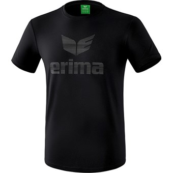 Picture of Erima Essential T-shirt - Zwart / Grijs