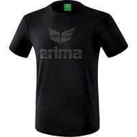 Erima Essential T-shirt - Zwart / Grijs