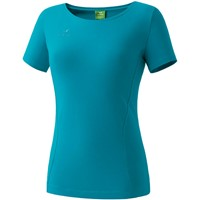Erima Style T-Shirt Dames - Petrol
