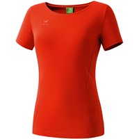 Erima Style T-Shirt Dames - Chilli Red