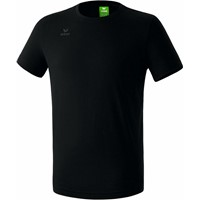 Erima Teamsport T-Shirt - Zwart
