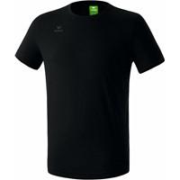 Erima Teamsport T-shirt Kinderen - Zwart