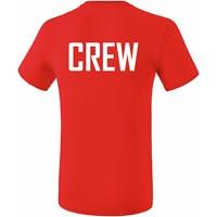 Erima Teamsport T-shirt Kinderen - Rood