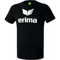 Erima Promo T-shirt - Zwart / Wit