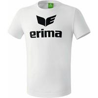Erima Promo T-shirt - Wit / Zwart