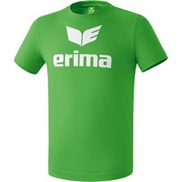 Erima Promo T-shirt - Green / Wit